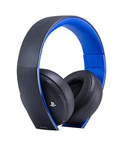 Casque PlayStation Gold Wireless
