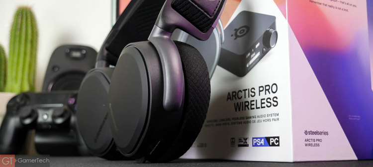 SteelSeries Arctis Pro Wireless - Le meilleur casque sans-fil PS4 et PC ?