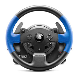 Thrustmaster T150 - Volant PS4 pas cher