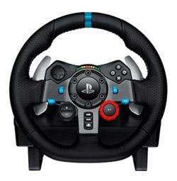 Volant PS4 Logitech G29