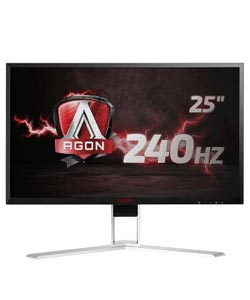 AOG AG251FZ - Un ecran 240 Hz avec FreeSync