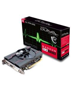 AMD RX 550 - Carte graphique pas cher