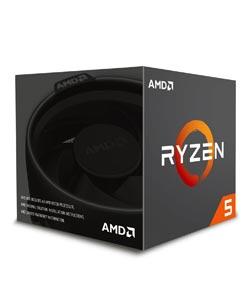AMD Ryzen 5 2600 - Meilleur rapport qualité/prix processeur gamer