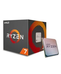 AMD Ryzen 7 1700X - Top processeur pour gamer