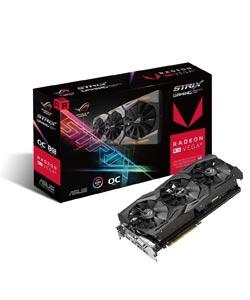 Carte graphique AMD puissante - ASUS Strix RX Vega 56