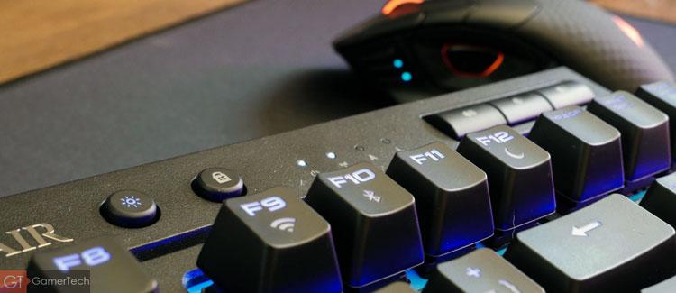 Le clavier gamer TKL embarque des raccourcis pour sa musique