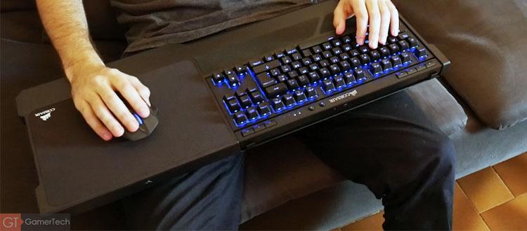Clavier et souris sans-fil pour Steam Link