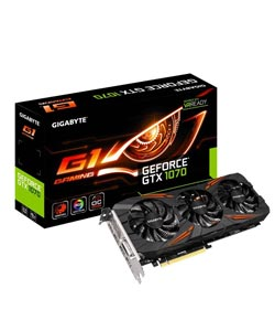Gigabyte GeForce GTX 1070