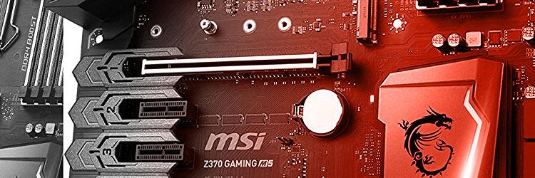 Connectique pour carte mère PC Gamer