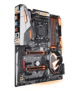 Gigabyte Z370 Aorus Gaming 5 - Carte mère Coffee Lake WiFi