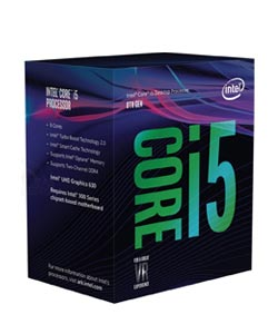 Processeur Gaming - Intel Core i5-8400