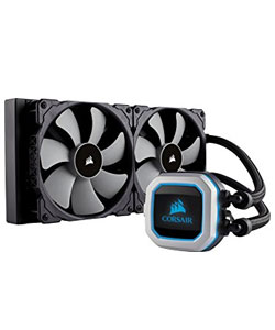 Kit watercooling 280 mm Corsair Hydro H115i