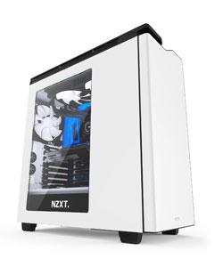 Boitier PC Gamer NZXT