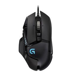 Meilleure souris gamer 2018 : Logitech G502