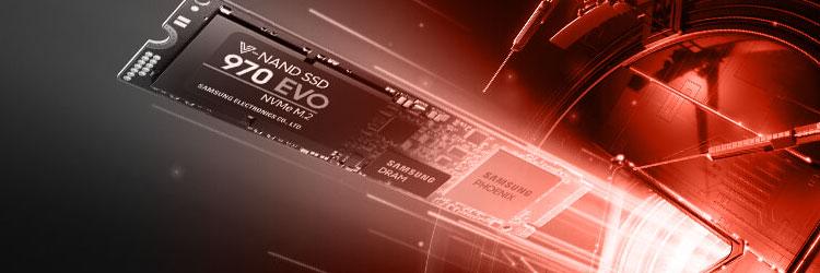 Meilleurs SSD pour PC Gamer