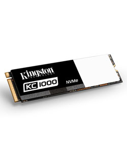 Disque dur SSD NVMe Kingston
