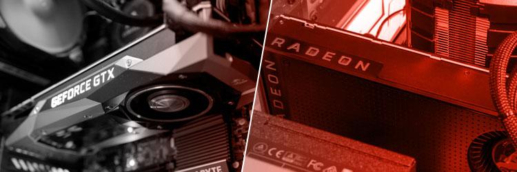 GPU Nvidia ou AMD ?