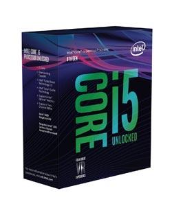 Intel Core i5-8600K - Un excellent processeur pour les joueurs
