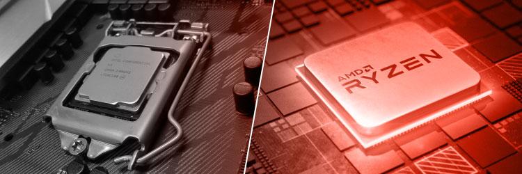 Processeur Intel ou AMD pour le gaming ?