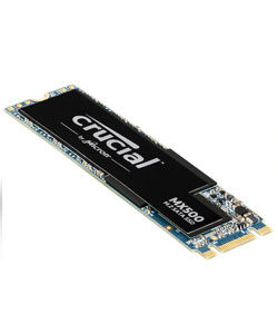 SSD M.2 PCIe - Crucial MX500