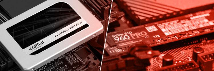 Disque SSD M2 ou 2.5 pouces SATA ?