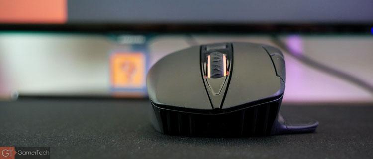 La première souris gaming wireless de Corsair