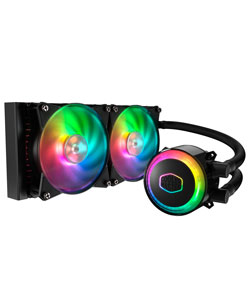 Watercooler AIO RGB CoolerMaster