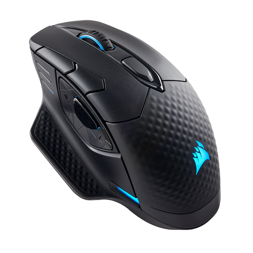Test de la souris Corsair Dark Core RGB SE