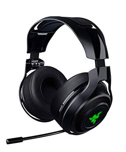 Casque gamer sans-fil Razer ManO'War