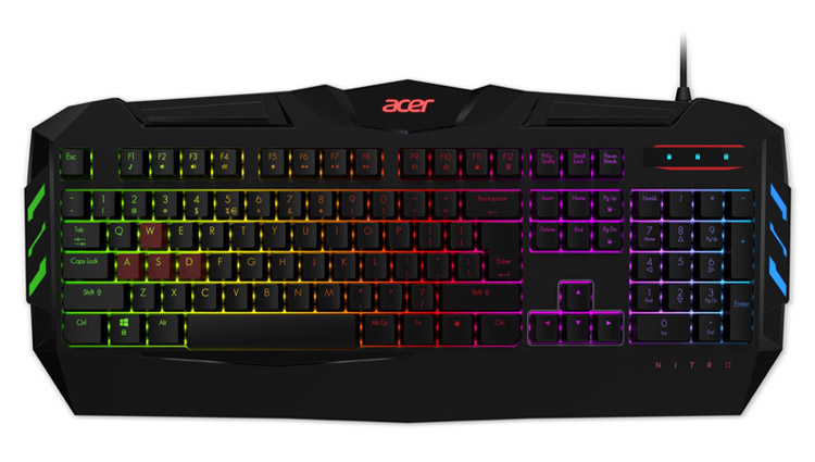 Clavier gaming Acer Nitro