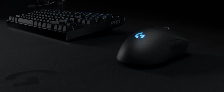 La souris Logitech G Pro passe au sans fil