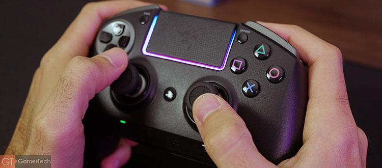 Avis sur la manette PS4 Razer Raiju Ultimate