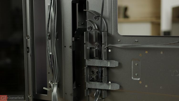 Cable Management boitier PC