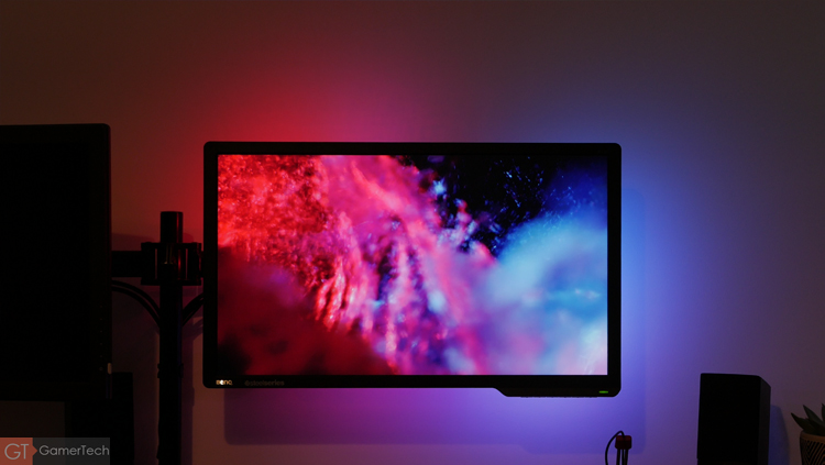 NZXT Hue 2 Ambient - Ambilight