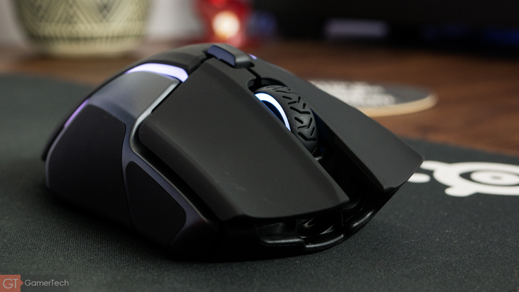 SteelSeries Rival 650 souris gamer