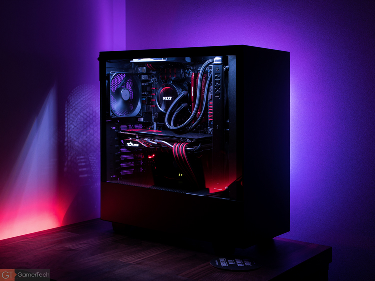Test NZXT Hue 2