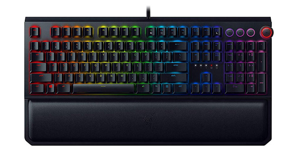 razer blackwidow elite test le meilleur clavier m canique de la marque. Black Bedroom Furniture Sets. Home Design Ideas