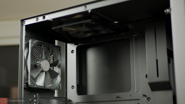 Ventilateurs NZXT H500