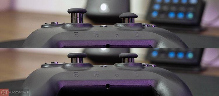 Embouts pour joysticks manette PS4 Razer