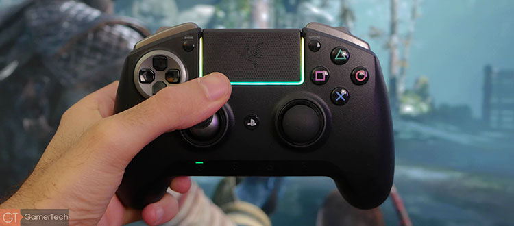 Performances de la manette Razer Raiju Ultimate