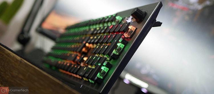 Le plus beau clavier pour gamers
