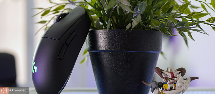 Souris gaming Logitech G Pro Wireless