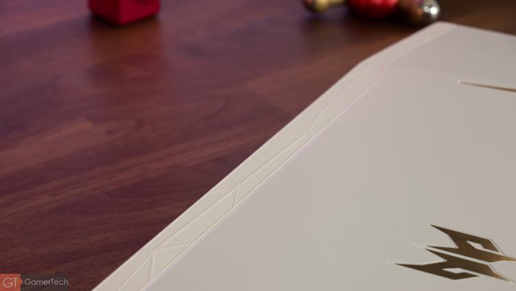 PC portable au design travaillé