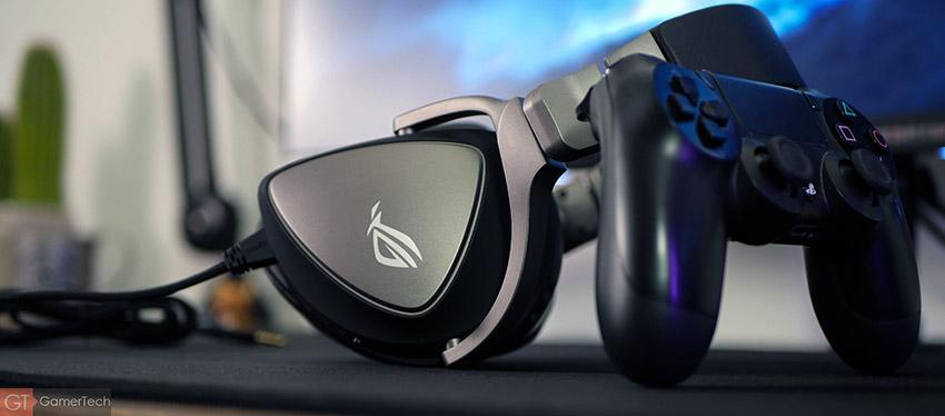 Asus ROG Delta Core - Le dernier casque gaming de la marque