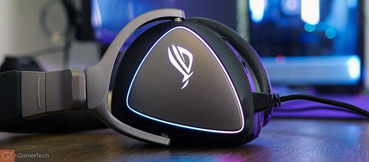 Casque gamer ASUS Rog