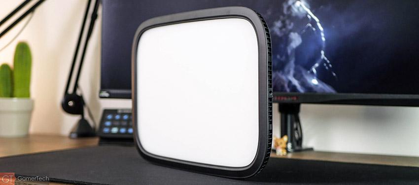 Review de l'éclairage Elgato Key Light