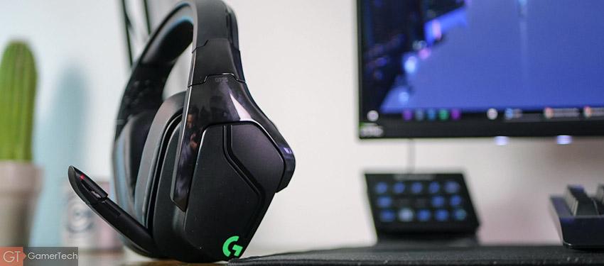 Le Logitech G935 fonctionne en sans-fil sur PC et PS4