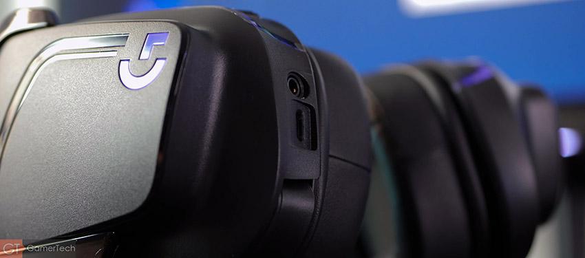 Le casque fonctionne aussi en filaire et se recharge via USB