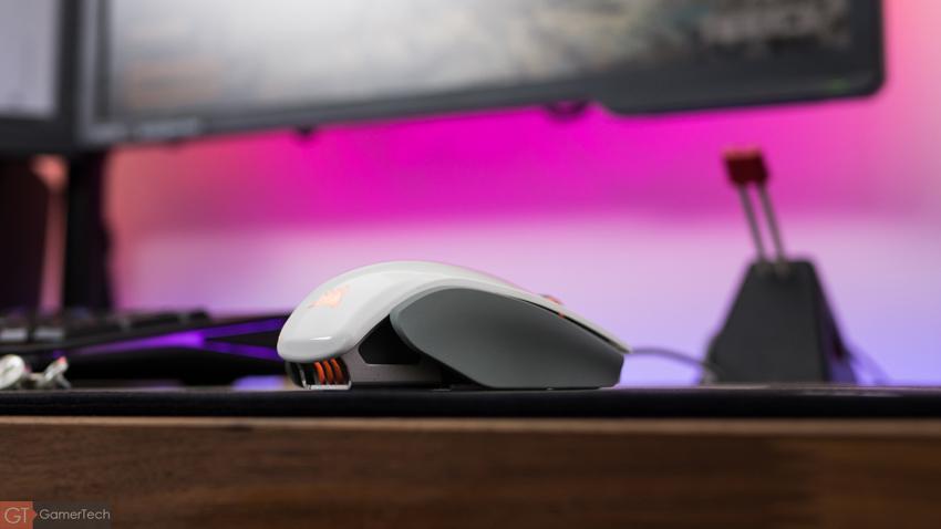 Corsair M65 RGB Elite : une souris taillée pour les FPS