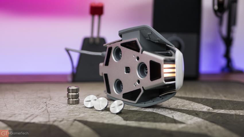 Corsair M65 RGB Elite : une souris gamer lestée